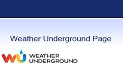 Our Weather Underground Page